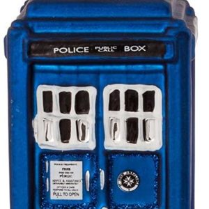 Doctor Who Tardis Christmas Ornament
